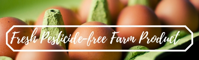 Fresh Pesticide-free Farm Product